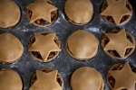 uncooked fruit mince pies